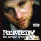 Remedy - The Genuine Article [PA] (Rap) CD NEW! #11161