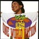 Ya Kid K - One World Nation - (CD 1992) #6341