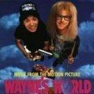 Wayne's World - Original Soundtrack (CD 1992) #7198