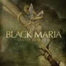 Black Maria (The) - Lead Us To Reason (CD 2005) #8128