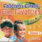 Children's Classic Film Favorites Vol. 1 CD #10588
