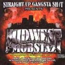 Midwest Mobstaz Compilation [PA] Various CD NEW #10554