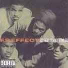 F.S. Effect - So Deep It's Bottomless (CD 1991) #8413
