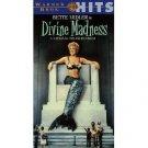 Bette Midler - Divine Madness (1997, VHS) VGC! #1967