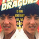 Twin Dragons (VHS) Jackie Chan ACTION! VGC! #2776