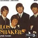 Los Shakers - Por Favor! (CD 2000) RARE! #10674