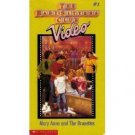 Baby-Sitters Club  - Mary Anne & Brunettes VHS #190