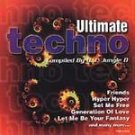 DJ Jungle D - Ultimate Techno CD #6954