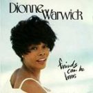 Dionne Warwick - Friends Can Be Lovers (CD 1993) #10778