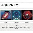 JOURNEY Collection: Escape/Frontiers/Infinity CD #8072