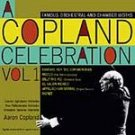 A Copland Celebration Vol 1 - Orchestral  CD #11748