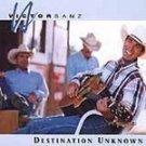 Victor Sanz - Destination Unknown - CD NEW!! #9480
