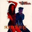 Urban Speech - Do Something - (CD 1993) #7057