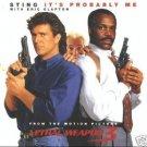 Sting - It's Probably Me [Single] (CD 1992) #9511