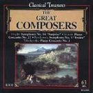 Classical Treasures - The Great Composers CD #9031