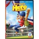 Everyone's Hero (DVD, 2009, Dual Side) WS/FS #P7749