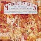 Falla: Love the Magician, etc / Simon CD #8341