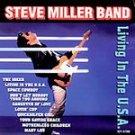 Steve Miller - Living in the U.S.A. (CD 1995) #7636