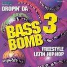 Bass Bomb Vol. 3 - Various Artists (CD 1994) #10886
