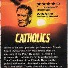 Catholics -  Martin Sheen VHS #287