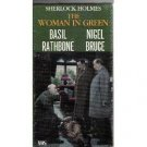 Sherlock Holmes and the Woman in Green (VHS) #1725