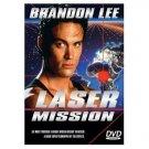 Laser Mission (DVD, 1999) Brandon Lee #P7695