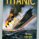 The Titanic (1997, VHS) GEORGE C SCOTT VGC!! #46