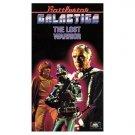 Battlestar Galactica - Fire in Space VHS VGC! #3170