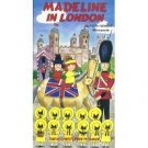 Madeline in London (1998, VHS) NEW SEALED #269
