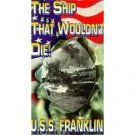 The Ship That Wouldn't Die (VHS, 1990) VGC! #2439