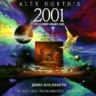 Alex North's 2001 by Original Score CD #7365