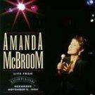 Amanda McBroom - Live from Rainbow & Stars CD #7000