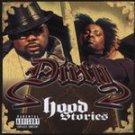 Dirty - Hood Stories [PA] (CD 2005) NEW! #10061