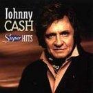Johnny Cash - Super Hits (CD, Nov-1994) NEW! #7338