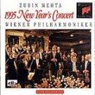 ZUBIN MEHTA - 1995 New Year's Concert CD #9720