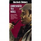 Sherlock Holmes in Dressed to Kill (VHS, 1993) #2437