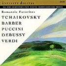 Romantic Favorites - Tchaikovsky, Barber CD #6940