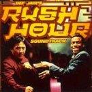 Rush Hour [PA] - Original Soundtrack (CD 1998) #11116