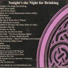 Blackthorn - Tonight's the Night for Drinking CD #11047