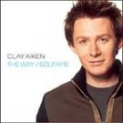 Clay Aiken - The Way/Solitaire [Single] CD #12105