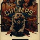 C.H.O.M.P.S. (VHS, 1988) VGC! COMEDY! #1853
