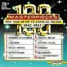 100 Masterpieces Vol 6 - 1842-1853 CD NEW! #8168