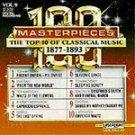 100 Masterpieces Vol 7 - 1854-1866 CD NEW! #8220