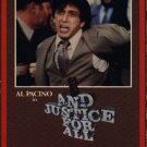 And Justice for All (VHS, 1998) Al Pacino #2415