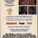 Touch (VHS, 1997) Bridget Fonda SCREENER! #2475