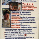Chasers (VHS, 1999) Charlie Sheen SCREENER! #2473