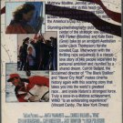 Wind (VHS, 1997, Closed Captioned) SCREENER! #1513