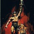 Conan the Barbarian (VHS) Schwarzenegger VGC! #63