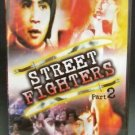 Street Fighters Part 2 (2004, DVD)