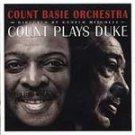 Count Basie - Count Plays Duke (CD, Mar-2007) #11672